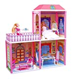 #10: Toyzone My Pretty Doll House, Multi Color