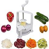 Brieftons Vertico Spiralizer: Vegetable ...