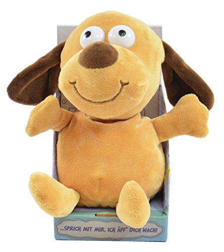 Kögler 75570 Talking Dog Soft Toy - Repeats Everything You Say