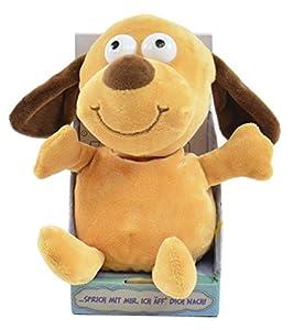 Kögler 75570-Laber-Perro, la Todo nachplappert-Peluche