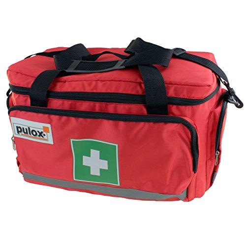 Li❶il Notfalltasche Pulox Erste Hilfe Tasche Gefüllt Inkl
