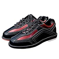 Bowls Shoes, Leather Casual Walking Shoe Bowling Trainers Multisport Running Gym Sport Sneakers for Women Men,39