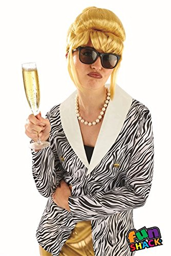 90s Patsy Stone Ab Fab Costume
