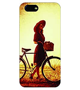 Voodoo Printed Back Cover For Panasonic P55 Novo