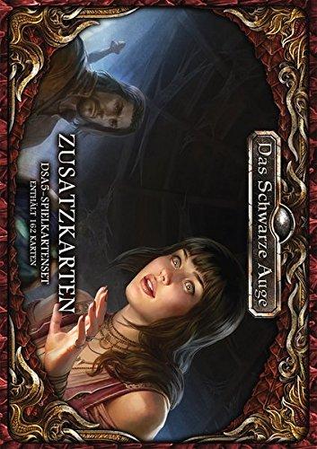 dsa5 spielkartenset DSA5 Spielkartenset Zusatzkarten (Das Schwarze Auge - Zubehör)
