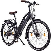 "NCM Milano 48V, 26"" / 28"" Zoll Damen & Herren Urban E-Bike Elektrofahrrad Pedelec, 250W Das-Kit Heckmotor, 13Ah 624Wh Li-Ion Zellen Akku, mechanische Scheibenbremsen, 7 Gang Schaltung"