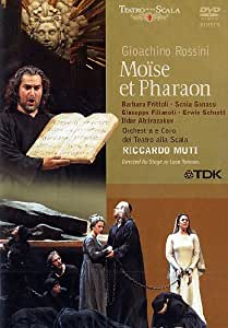 Rossini, Gioacchino - Moïse et Pharaon (NTSC, 2 DVDs)