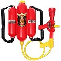 Brigamo 468 - ⚙ Feuerwehr Wasserpistole mit Tankrucksack