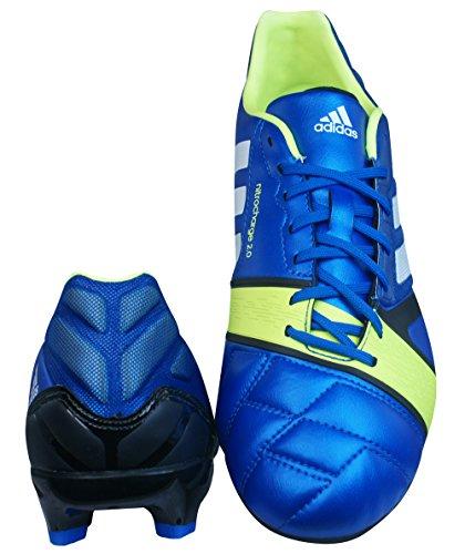 adidas Nitrocharge 3.0 Trx Fg, Chaussures de football homme blue