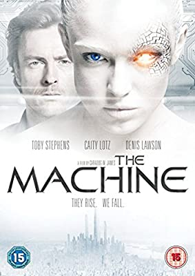 The Machine (2013) [ NON-USA FORMAT, PAL, Reg.2 Import - United Kingdom ] by Toby Stephens