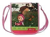 Mascha und der Bär Tasche Schultertasche Kindergartentasche