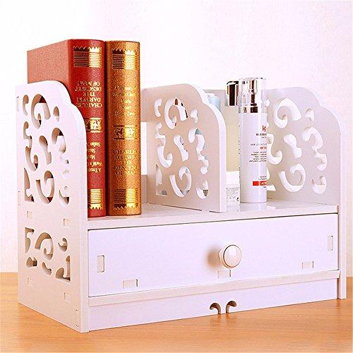 Indipendente da scaffale / Desk Top Organizzazione, il desktop office scaffali dello studio cartuccia,File Desktop (File Cassetto Sistema)