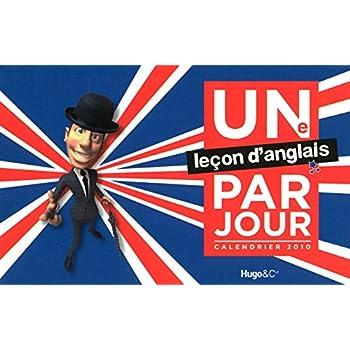 UNE LECON D'ANGLAIS PAR JOUR 2010