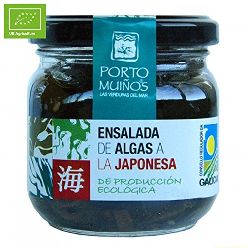 Porto Handgelenk Salat von Algen in Japan Eco - 180 g