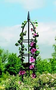 Gardman Obélisque de jardin classique 2 m x 0,4 m