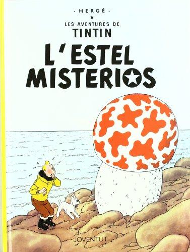 L'estel misterios (LAS AVENTURAS DE TINTIN CARTONE)