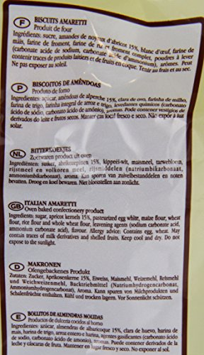 Zoom IMG-2 500g forno bonomi amaretti specialit