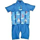 Splash About Float Combinaison Anti-UV pour Enfant, voiles, 1-2 uVFSSSP1 Ans