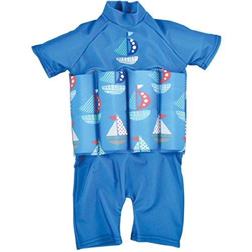 Splash About Kinder Uv-Float-Anzug, Segel, 4-6 Jahre