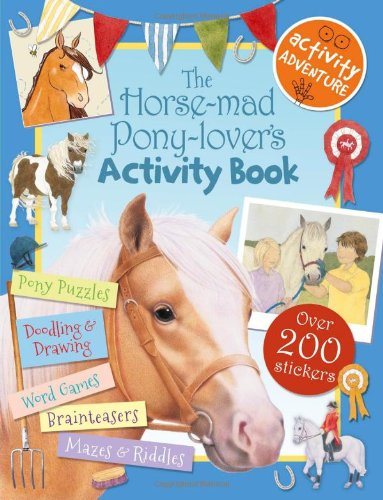 the-horse-mad-pony-lovers-activity-book