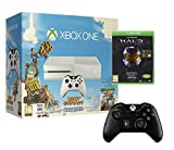 Xbox One White + Sunset Overdrive + Halo: The Masterchief Collection + Controller [Bundle]