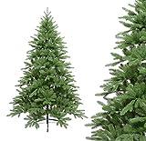 ReTa Handel Künstlicher Weihnachtsbaum Tannenbaum Fichte PE/PVC mix-180cm