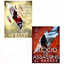 Wounded kingdom series rj barker 2 books collection set