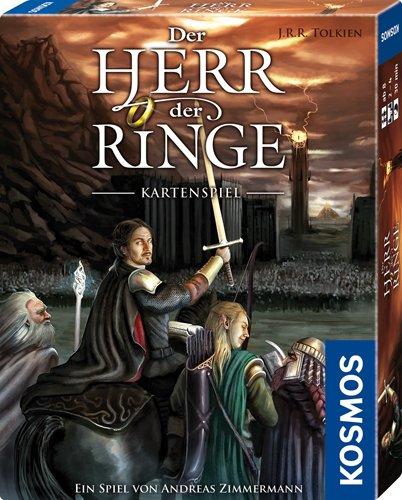 KOSMOS 740269 - Der Herr der Ringe - Das Kartenspiel