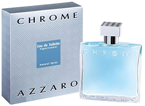 Azzaro Chrome Herren edt 100 ml