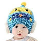 Millya - Chapeau - Bébé (garçon) 0 à 24 mois bleu bleu 0-36 m