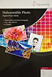 Hahnemühle 10641951 Photo Silk Baryta Papier, 310 g/m², DIN A3, 297 x 420 mm, weiß
