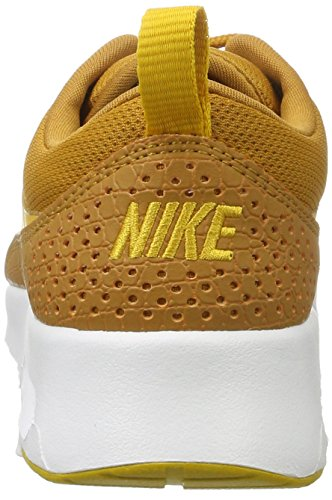 Damen Max Nike Thea Sneaker Air gold Ochre Gelb white Dart Desert PBBTwRqa
