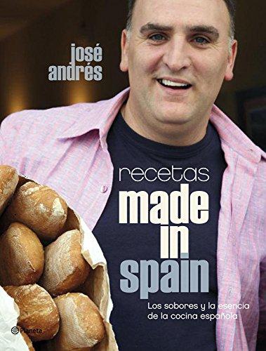 Descargar Libro Recetas made in Spain (Planeta Cocina) de José Andrés