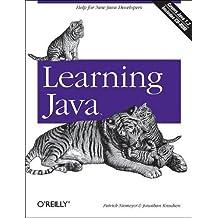 Learning Java (Java Series) 1st edition by Knudsen, Jonathan, Niemeyer, Patrick (2000) Paperback