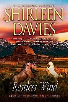 Restless Wind (Redemption Mountain Historical Western Romance Book 13) (English Edition) von [Davies, Shirleen]