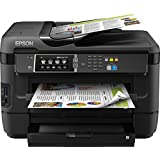 Epson WorkForce WF-7620DTWF - multifunctionals (Inkjet, 1200 x 2400 DPI, 1200 x 2400 DPI, A3, Colour, Flatbed & ADF)