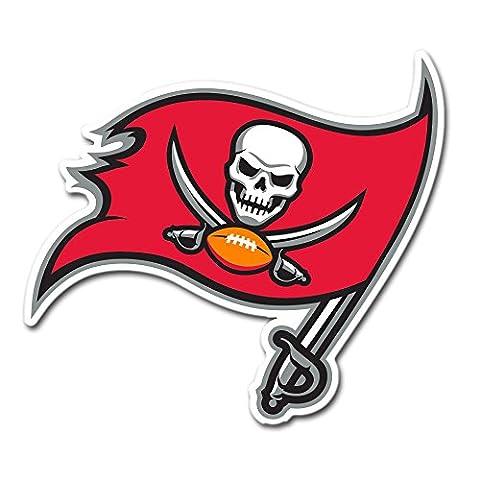Tampa Bay Buccaneers NFL 12 Car Magnet