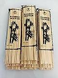Bastoncini bacchette in legno per Zucchero Filato 1000 pezzi immagine