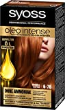 Syoss Oleo Intense Haarfarbe, 6-76 Warmes Kupfer, 3er Pack (3 x 115 ml)