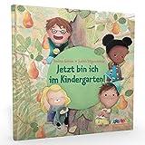 Jetzt bin ich im Kindergarten - personalisiertes Kinderbuch zum Kindergartenstart