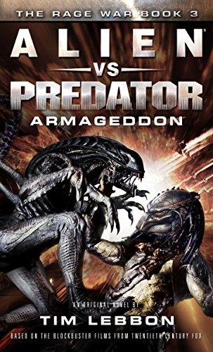 Alien vs. Predator Cover Image