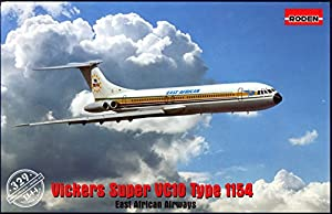 Roden Maqueta 329 de Vickers VC-10 Super Type 1154