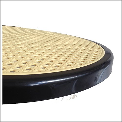 Ricambi Per Sedie Thonet.Ricambio Sedia Thonet In Metallo Bistrot Facilcasa Seduta Rotonda 2 Bistrot Anello Nero