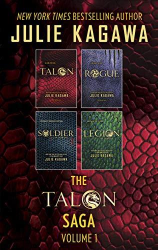 The Talon Saga Volume 1: An Anthology por Julie Kagawa Gratis