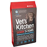 Vet's Kitchen Dog Food Salmon & Brown Rice Complete Senior