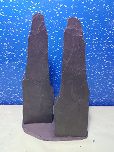 Fennstones-real-natural-slate-stone-rock-formation-ornament-for-aquarium-fish-tank-or-vivarium