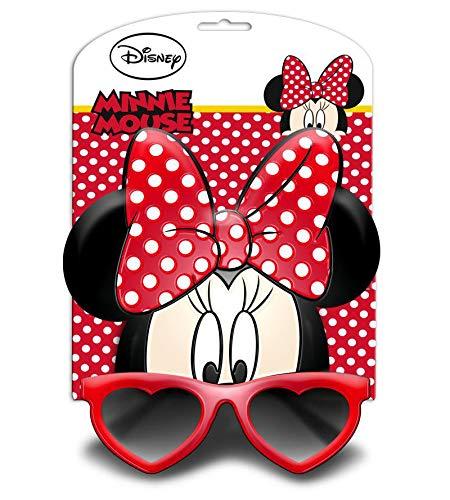 Minnie mouse 3d occhiali da sole per alpinismo, alpinismo e trekking, unisex, per bambini, ragazzi (multicolore), taglia unica