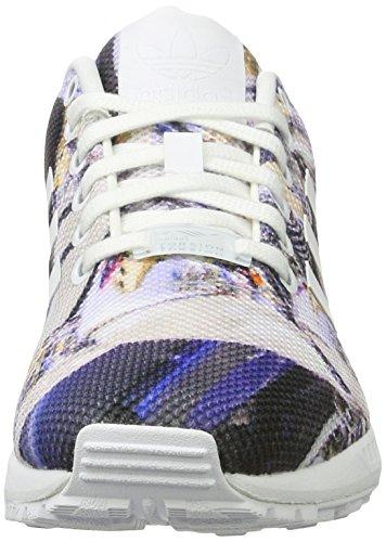 adidas Herren ZX Flux Low-Top Mehrfarbig