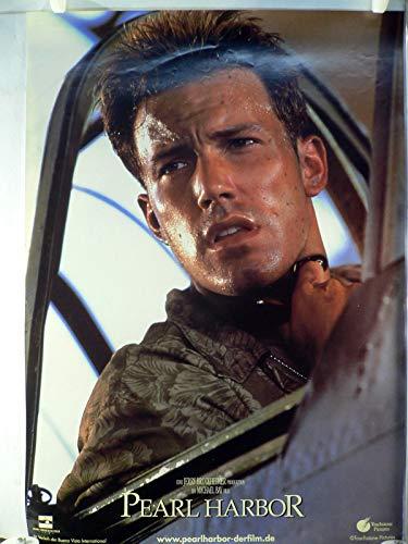 Pearl Harbor - Ben Affleck - Filmposter A1 84x60cm gerollt (Ben Pearl Harbor Affleck)