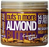 My review of Nuts 'N More 454 g Cinnamon Raisin Almond Butter Supplements